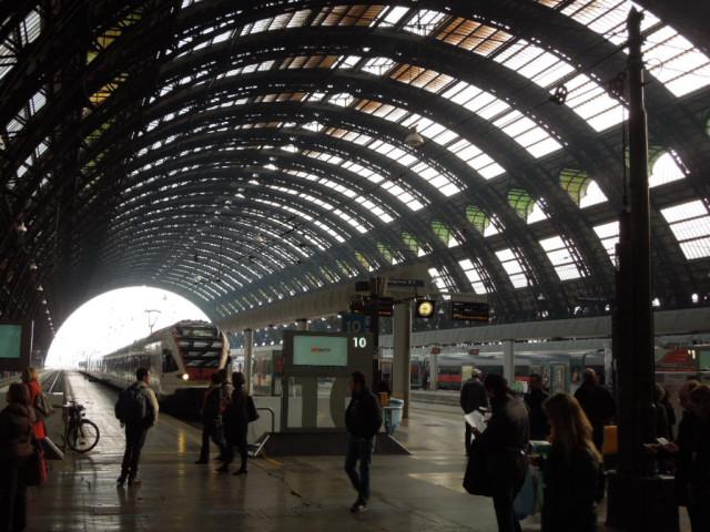 ムッソリーニの遺産 -ミラノ中央駅-_f0189467_0185767.jpg