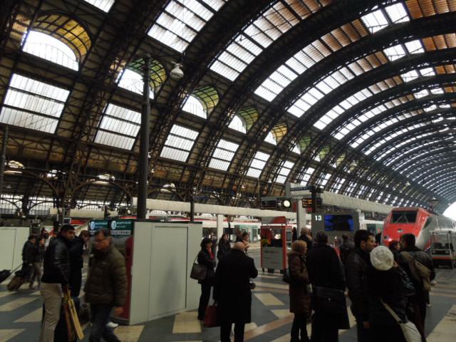 ムッソリーニの遺産 -ミラノ中央駅-_f0189467_0192517.jpg