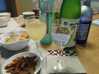 プチ便り( 日本酒を炭酸水で・・・)_a0206870_11203864.jpg