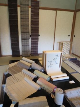 三渓園での『日本の夏じたく』終了いたしました。_f0177373_2081764.jpg
