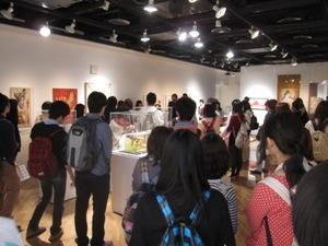 『青森県立美術館展 コレクションと空間、そのまま持ってきます』団体入場レポート_f0023676_1123038.jpg