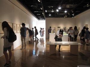 『青森県立美術館展 コレクションと空間、そのまま持ってきます』団体入場レポート_f0023676_11231596.jpg
