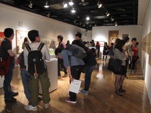 『青森県立美術館展 コレクションと空間、そのまま持ってきます』団体入場レポート_f0023676_1123950.jpg