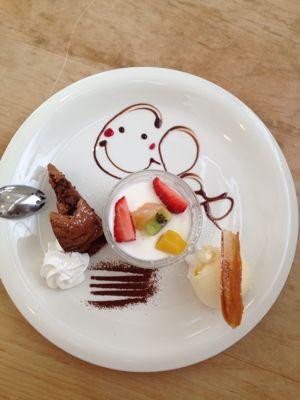 *Clap diningさん*_b0188695_13244461.jpg