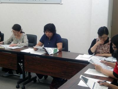 5/20支援部会議で職員研修を実施_a0154110_10461811.jpg