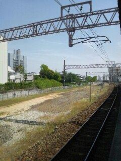 電車に乗って・・・♪5/21①_b0247223_20231535.jpg