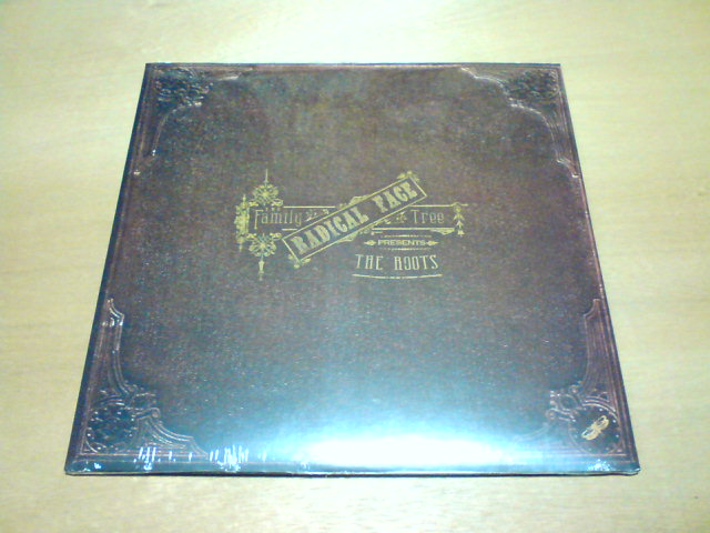 本日到着レコ 〜 The Family Tree: The Roots / Radical Face_c0104445_21453443.jpg