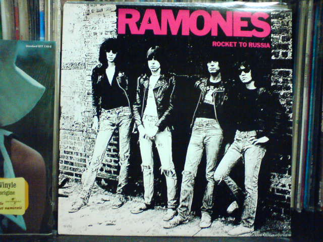 Rocket To Russia / Ramones : ...