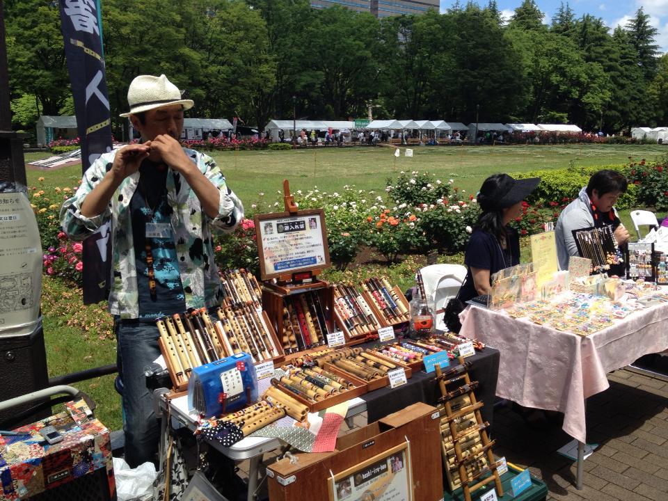 MOTTAINAIてづくり市開催報告 @日比谷公園・吉祥寺パルコ_e0105047_18525970.jpg