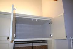 ドレッサー付きメルヘントラッド調家具収納ユニット DL gt邸 刈谷市_f0222049_204602.jpg