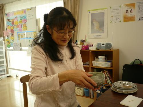 地域交流サロン「お茶会」の様子_f0204059_16165138.jpg