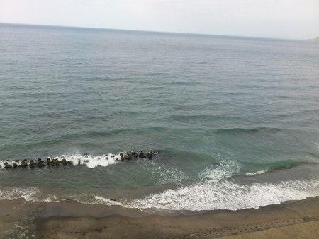 湯の川海岸と函館山_b0106766_23231286.jpg