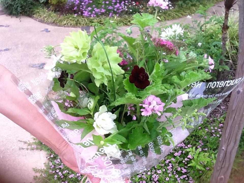 お客様のお庭で・・・・・_b0137969_18365888.jpg
