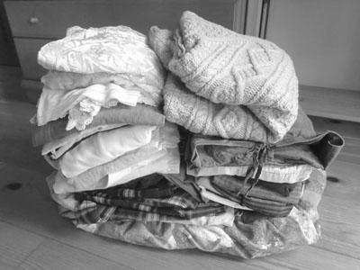 クローゼットの衣類整理 Before_c0293787_12265622.jpg