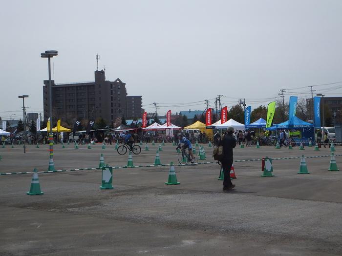 北海道スポーツサイクルフェスティバル 2013 in つどーむ_c0226202_2134063.jpg