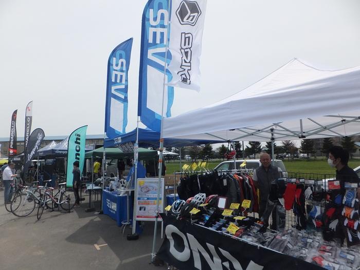 北海道スポーツサイクルフェスティバル 2013 in つどーむ_c0226202_213645.jpg