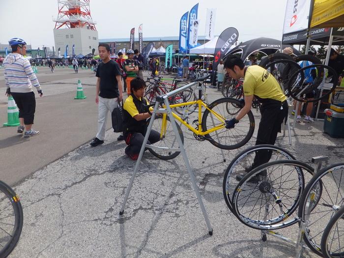 北海道スポーツサイクルフェスティバル 2013 in つどーむ_c0226202_21543953.jpg