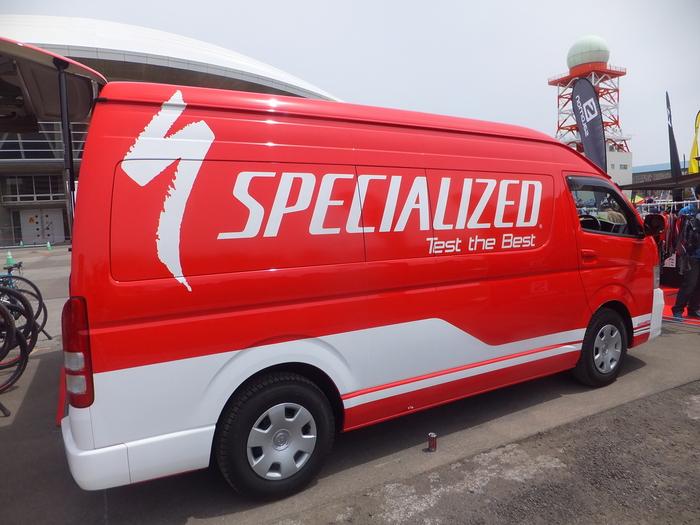北海道スポーツサイクルフェスティバル 2013 in つどーむ_c0226202_22201861.jpg