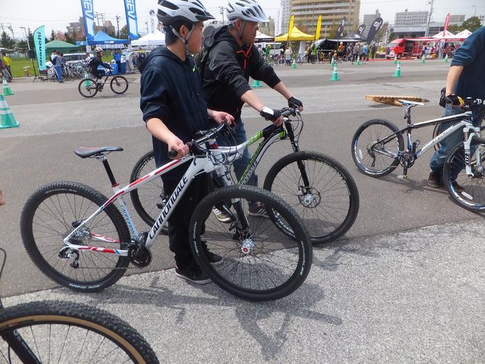 北海道スポーツサイクルフェスティバル 2013 in つどーむ_c0226202_229596.jpg