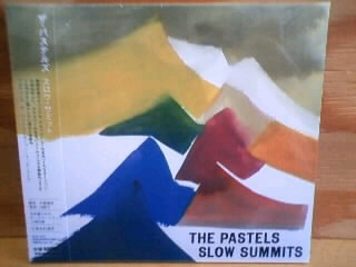 The Pastels / Slow Summits [NEW CD]_b0125413_1243693.jpg