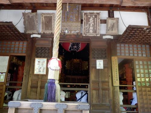 今熊野観音寺 ここも青もみじ_e0048413_2122644.jpg
