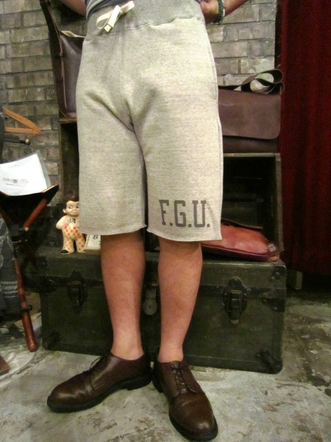"RIDING HIGH \""BORDER Tee & F.G.U SHORTS\"" ご紹介_f0191324_1142131.jpg"