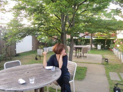 薔薇のカフェ_c0223630_22383637.jpg