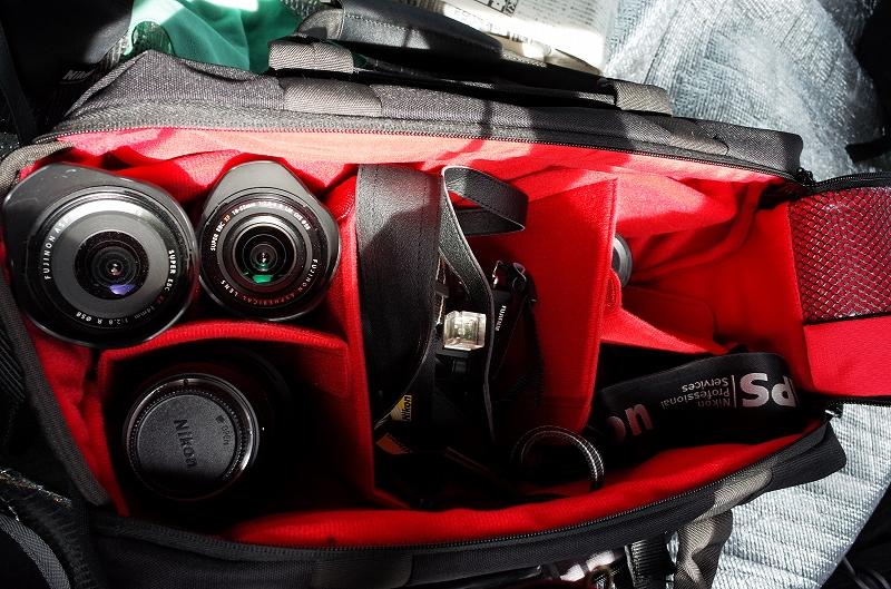 新しい旅バッグ クランプラー_f0050534_92944.jpg