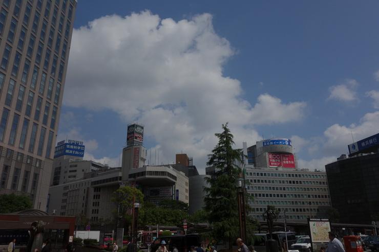 バール・デル・ソーレ 横浜ジョイナス店(BAR DEL SOLE)~横浜をぶらぶら その1_a0287336_21281886.jpg