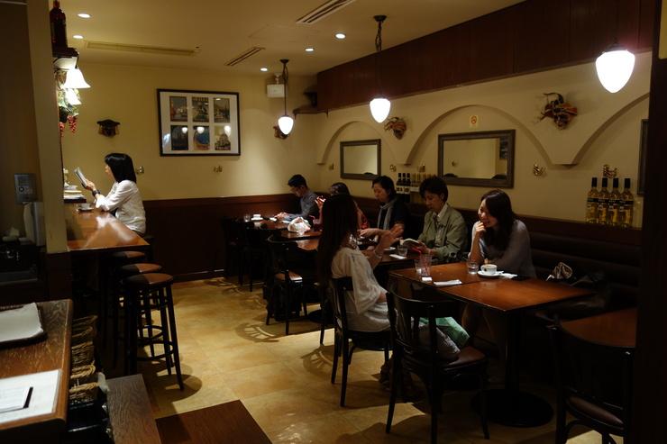 バール・デル・ソーレ 横浜ジョイナス店(BAR DEL SOLE)~横浜をぶらぶら その1_a0287336_2132792.jpg