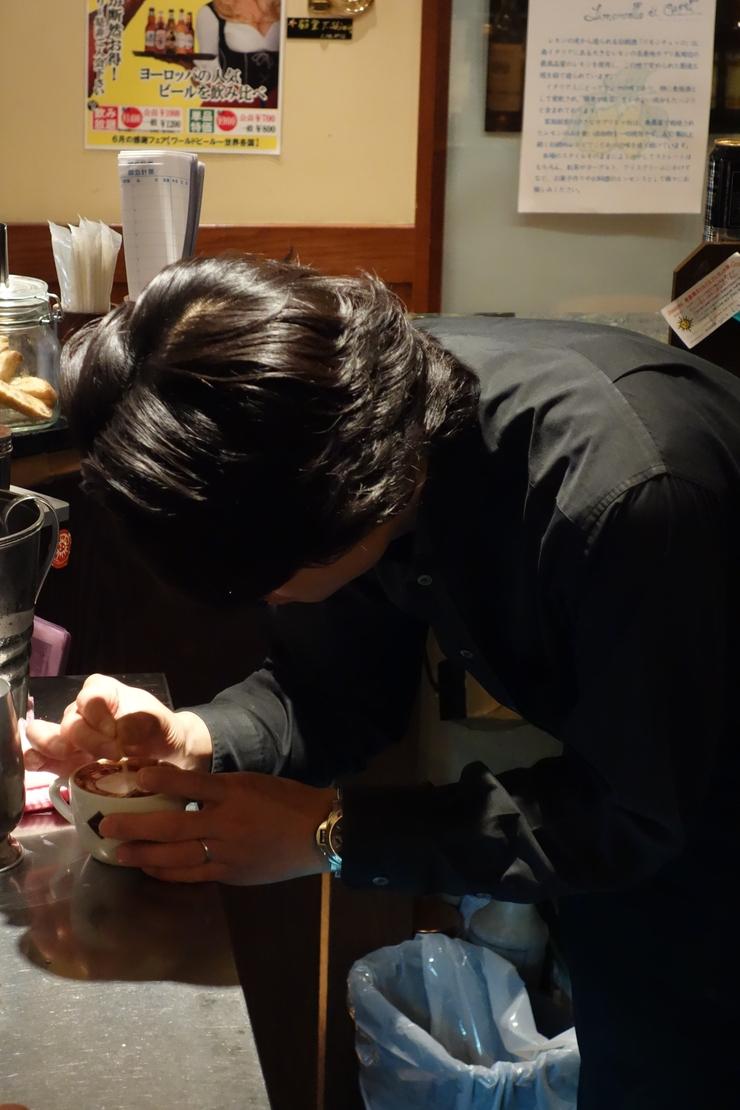 バール・デル・ソーレ 横浜ジョイナス店(BAR DEL SOLE)~横浜をぶらぶら その1_a0287336_21361765.jpg