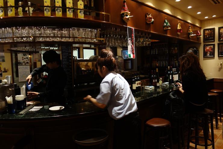 バール・デル・ソーレ 横浜ジョイナス店(BAR DEL SOLE)~横浜をぶらぶら その1_a0287336_21403986.jpg