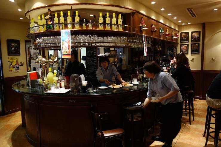バール・デル・ソーレ 横浜ジョイナス店(BAR DEL SOLE)~横浜をぶらぶら その1_a0287336_21413679.jpg