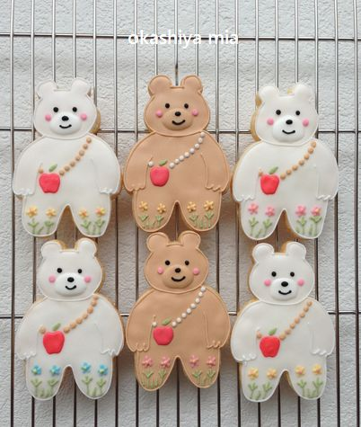 ambienceさんへ持っていくお菓子達。_a0274443_1783014.jpg
