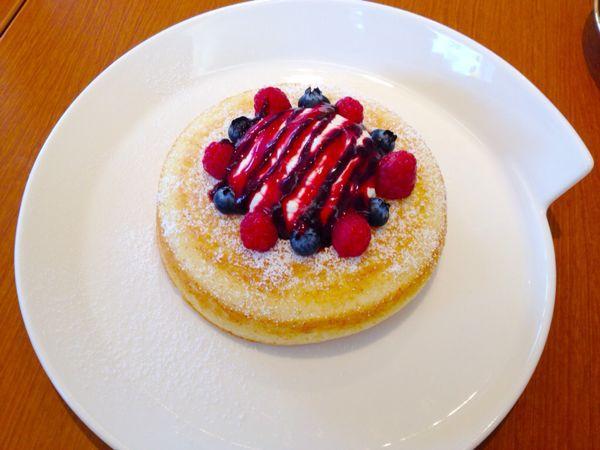 パンケーキカフェ   ラ・クープ_e0292546_22124968.jpg