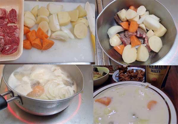 男料理の簡単レシピ・ビーフシチューに挑戦_e0022047_23532596.jpg