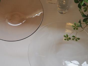 林亜希子さんのガラスの器 Lens_c0267856_153218.jpg