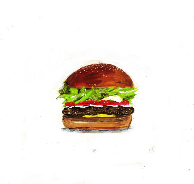 Hamburger _c0154575_1072780.jpg