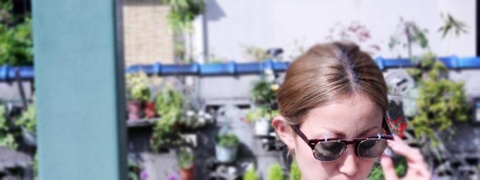 「2013 Sunglasses Style by GLASH BEAM」_f0208675_15453376.jpg
