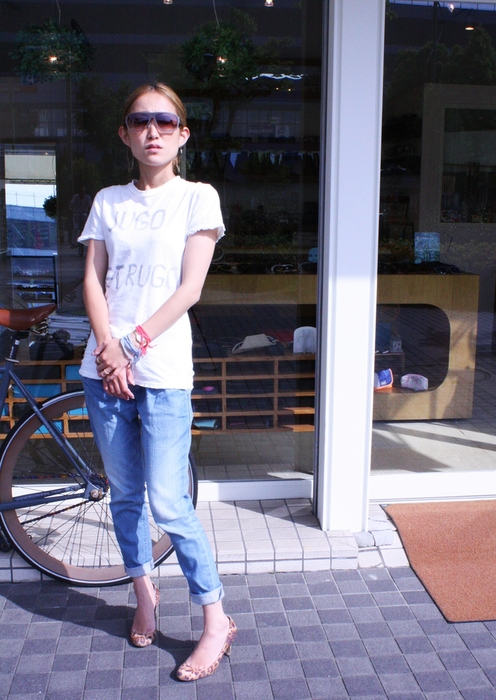 「2013 Sunglasses Style by GLASH BEAM」_f0208675_16221554.jpg