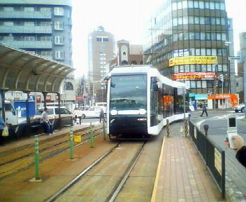札幌市電・新車両に乗る_f0078286_1048110.jpg