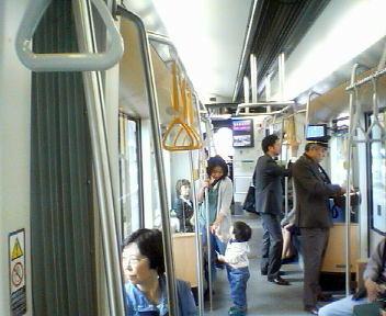 札幌市電・新車両に乗る_f0078286_10485670.jpg