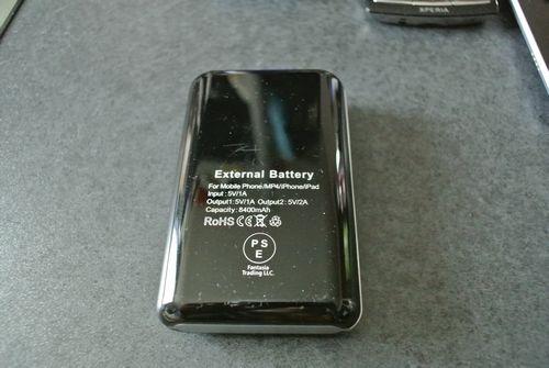 2台同時充電OK、Anker Astro2 大容量モバイルバッテリー_e0089232_17231861.jpg