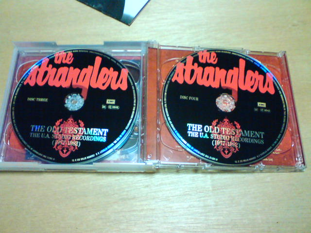 本日到着CD 〜 The Old Testament:The U.A.Studio Recordings(1977-1982) / The Stranglers_c0104445_22185616.jpg