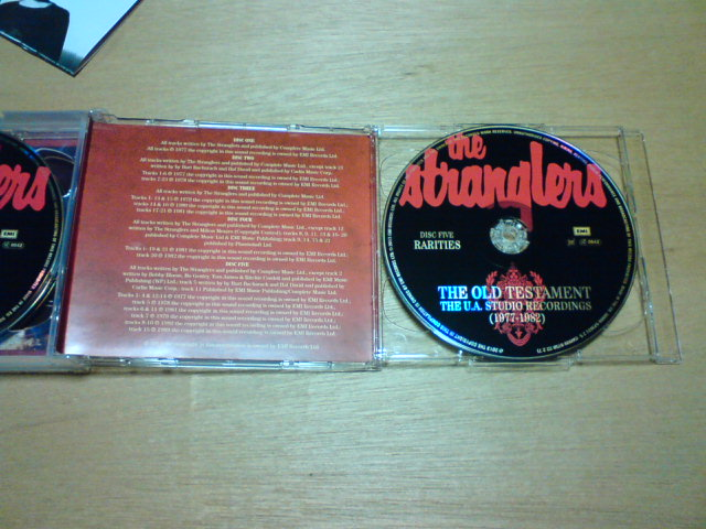 本日到着CD 〜 The Old Testament:The U.A.Studio Recordings(1977-1982) / The Stranglers_c0104445_22193536.jpg