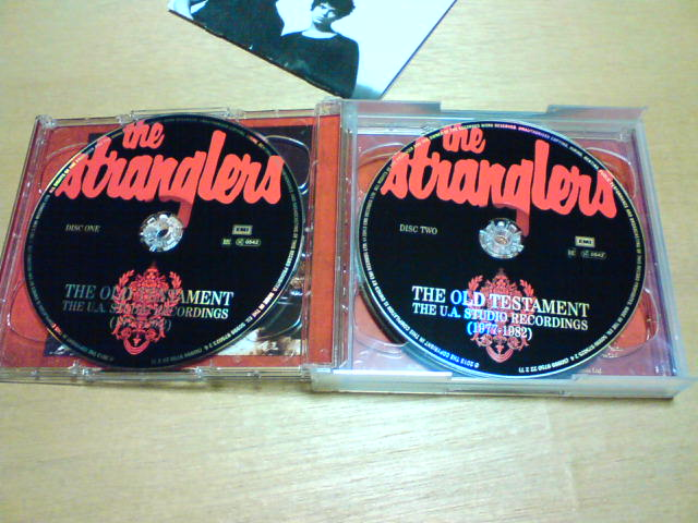 本日到着CD 〜 The Old Testament:The U.A.Studio Recordings(1977-1982) / The Stranglers_c0104445_2219710.jpg