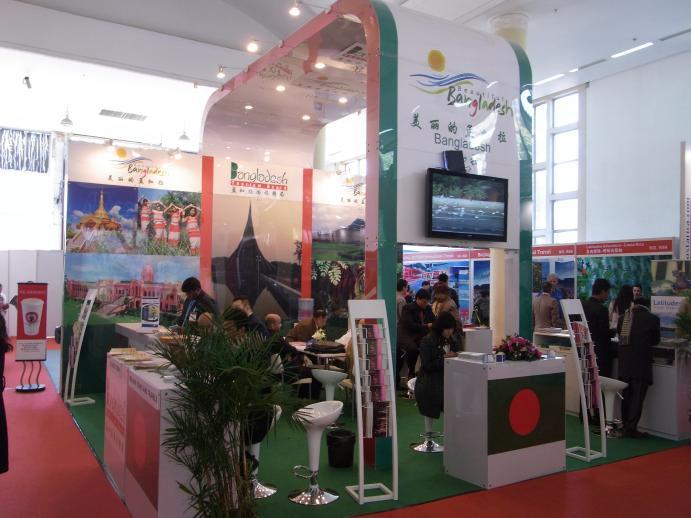 出展国が渋すぎる!? 北京のB2B旅行展示会(COTTM2013報告 その1)_b0235153_9405351.jpg