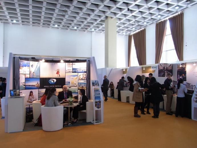 出展国が渋すぎる!? 北京のB2B旅行展示会(COTTM2013報告 その1)_b0235153_9493726.jpg