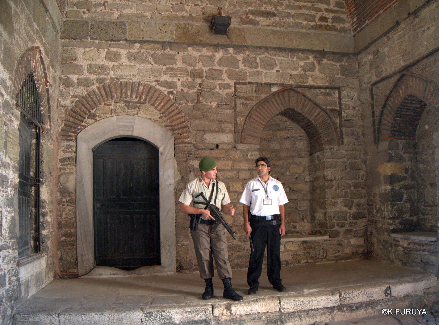 トルコ旅行記 34 トプカピ宮殿 1_a0092659_23332649.jpg