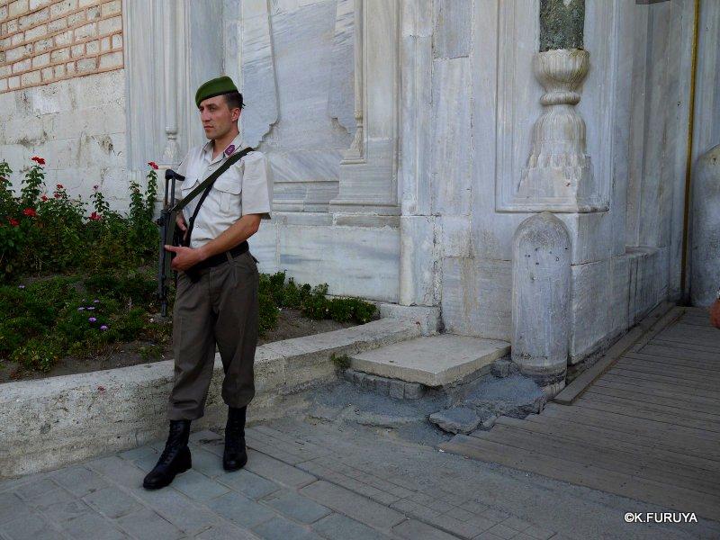 トルコ旅行記 34 トプカピ宮殿 1_a0092659_23335793.jpg